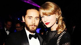 Jared Leto se zakoukal do Taylor Swift.