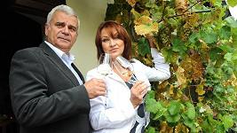 Zlata Adamovská a Petr Štěpánek.