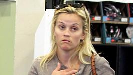 Reese Witherspoon byla k nepoznání.