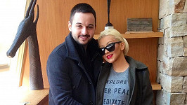 Christina Aguilera porodila holčičku.