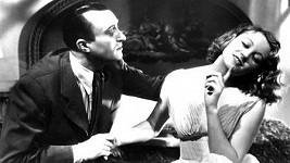 Oldřich Nový a Nataša Gollová v nesmrtelném filmu Eva tropí hlouposti(1939).