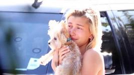 Hailey Bieber bojovala se silnými úzkostmi.