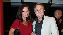 Jana Adamcová s manželem Jiřím.