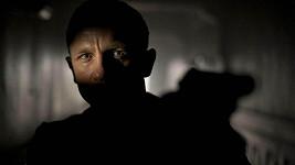 Daniel Craig v bondovce Skyfall.