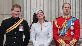 Harry porazil i miláčky národa Williama a Kate.