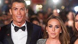 Cristiano Ronaldo a Chloe Green