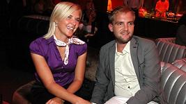 Libor Bouček s manželkou Janou.