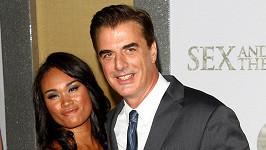 Chris Noth s manželkou Tarou Lynn Wilson