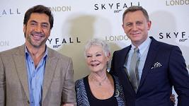 Cenu BAFTA za Skyfall může získat Javier Bardem nebo Judi Dench.