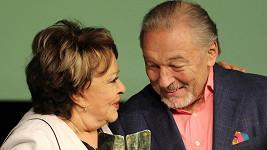 Jiřina Bohdalová a Karel Gott se opět shledali při významné události.