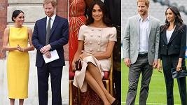 Stane se Meghan Markle stejně jako Kate módní ikonou?