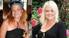 Markéta Mayerová shodila během pár týdnů skoro dvacet kilogramů.