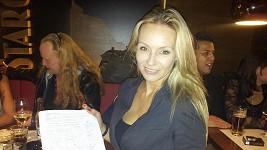 Martina Gavriely s peticí