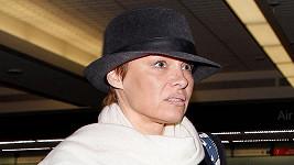 Pamela Anderson vypadala po letu znaveně.