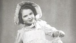 Tahle hvězda už jako malá milovala tanec.