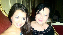 Petra Pudová a její o 27 let starší matka Anežka