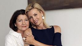 Daniela Peštová je krásná po mamince.