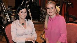 Bývalá televizní hvězda s Vendulou Svobodovou.