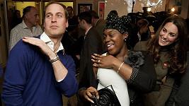 Princ William tančí pro dobrou věc.