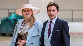 Princezna Beatrice a její manžel Edoardo Mapelli Mozzi očekávají narození potomka.