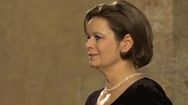 Vyznamenání za Libuši Šafránkovou převzala její sestra.