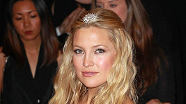 Půvabná herečka Kate Hudson je podruhé matkou.