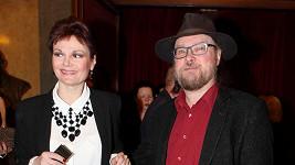 Simona Postlerová s manželem Zdeňkem Hráškem