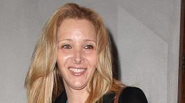 Lisa Kudrow se od dob natáčení Přátel dost změnila.