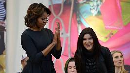Michelle Obama ocenila aktivitu zpěvačky Ruslany během protestů v Kyjevě.