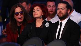 Jack s rodiči Ozzym a Sharon