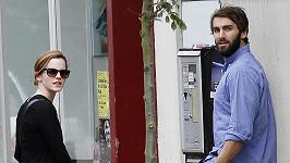 Emma Watson a Matthew Janney netvoří pár už měsíc.