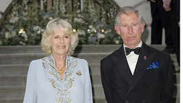 Princ Charles a Camilla.