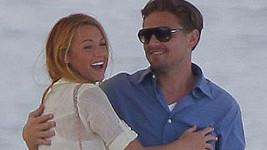 Blake a Leonardo. Tento snímek je už minulostí.