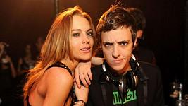 Lindsay Lohan a Samantha Ronson jsou nerozlučný pár.