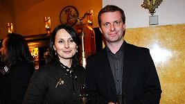Zdeňka Žádníková s manželem.