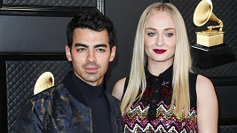 Sophie Turner a Joe Jonas