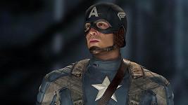 Chris Evans jako Kapitán Amerika
