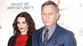 Rachel Weisz a Daniel Craig budou rodiči.