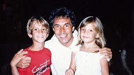 Bill Hudson zavrhnul své dvě děti - Olivera a Kate Hudson. Archivní snímek