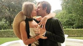 Toni Garrn se vdala