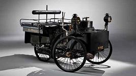La Marquise, nejstarší dosud pojízdný automobil světa.