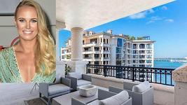 Caroline Wozniacki prodává luxusní byt na Miami.