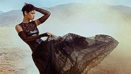 Rihanna fotila s Annie Leibovitz
