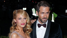 Blake Lively a Ryan Reynolds pobavili internet.