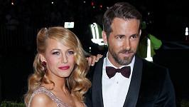 Blake Lively a Ryan Reynolds pobavili internet.