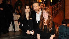 Herec má nádherné dcery.