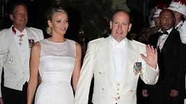 Monacká kníže Albert II. s princeznou Charlene čekají prvního potomka.