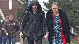 Marie Doležalová a Marek Zelinka jsou pořád zamilovaní.