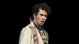 Nejmladší český Don Giovanni na zahraniční scéně.