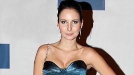 Veronika Nová vypadá úchvatně i s pár kily navíc.